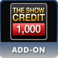 MLB® 12 The Show™ 1,000 Diamond Dynasty Credits