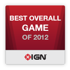 Best Overall Game of 2012 - IGN