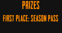 Grand Prize: 4x TLOU Season Passes