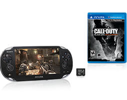 PlayStationVita Call of Duty Black Ops: Declassified Bundle