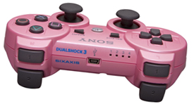 DUALSHOCK3 - Candy Pink