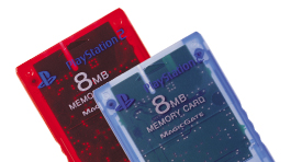 Memory Card (8 MB) (for PlayStation®2)