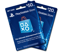 PlayStation®Network Cards