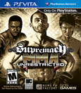 Supremacy MMA: Unrestricted™