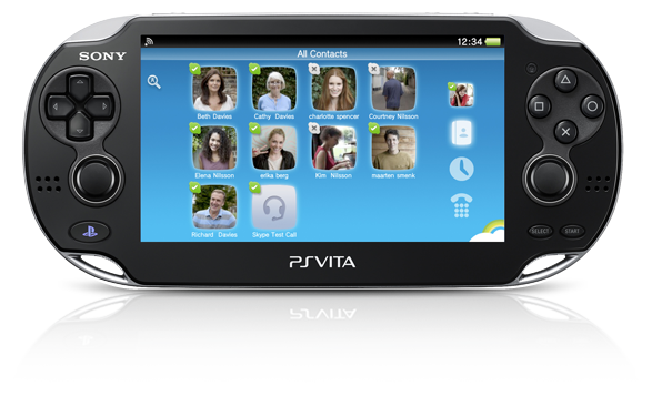 PS Vita System Great things